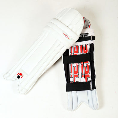 HEBE BATTING LEGGUARD CKR, SMALL  BOYS
