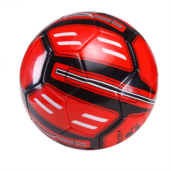 HEBE FOOTBALL K12 RED, 5 NO.,