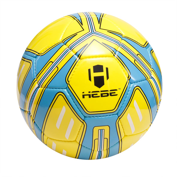 HEBE FOOTBALL K12 YELLOW, 5 NO.