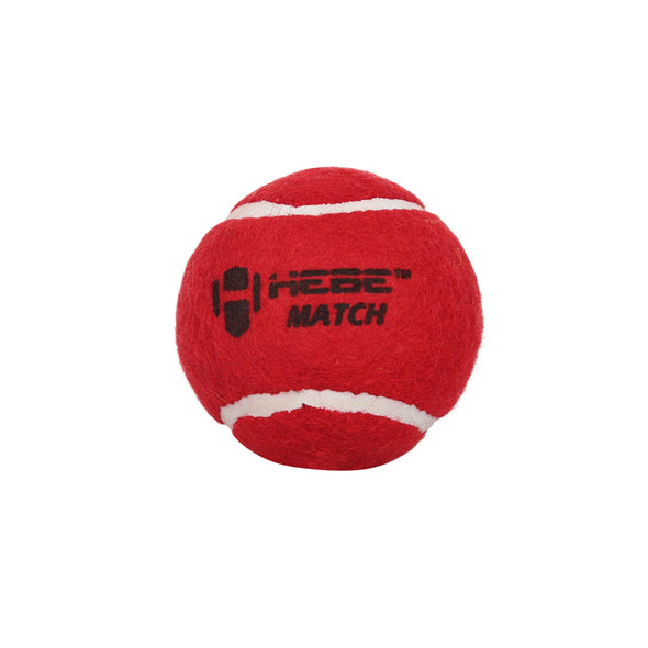 HEBE CRICKET TENNIS BALL MATCH, RED