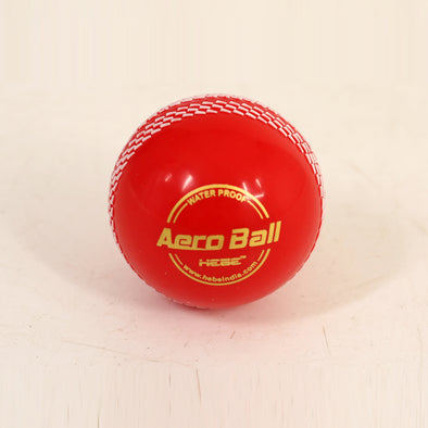 HEBE CRICKET WIND BALL AERO, RED