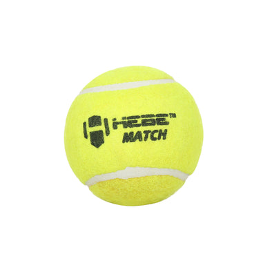 HEBE CRICKET TENNIS BALL MATCH, YELLOW