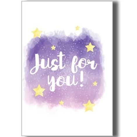 Greeting Card _ Just For You