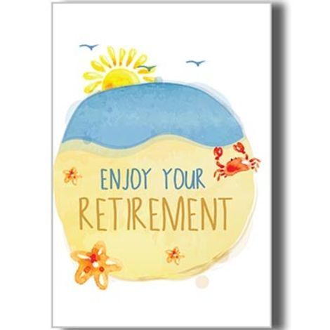 Greeting Card _ Retirement