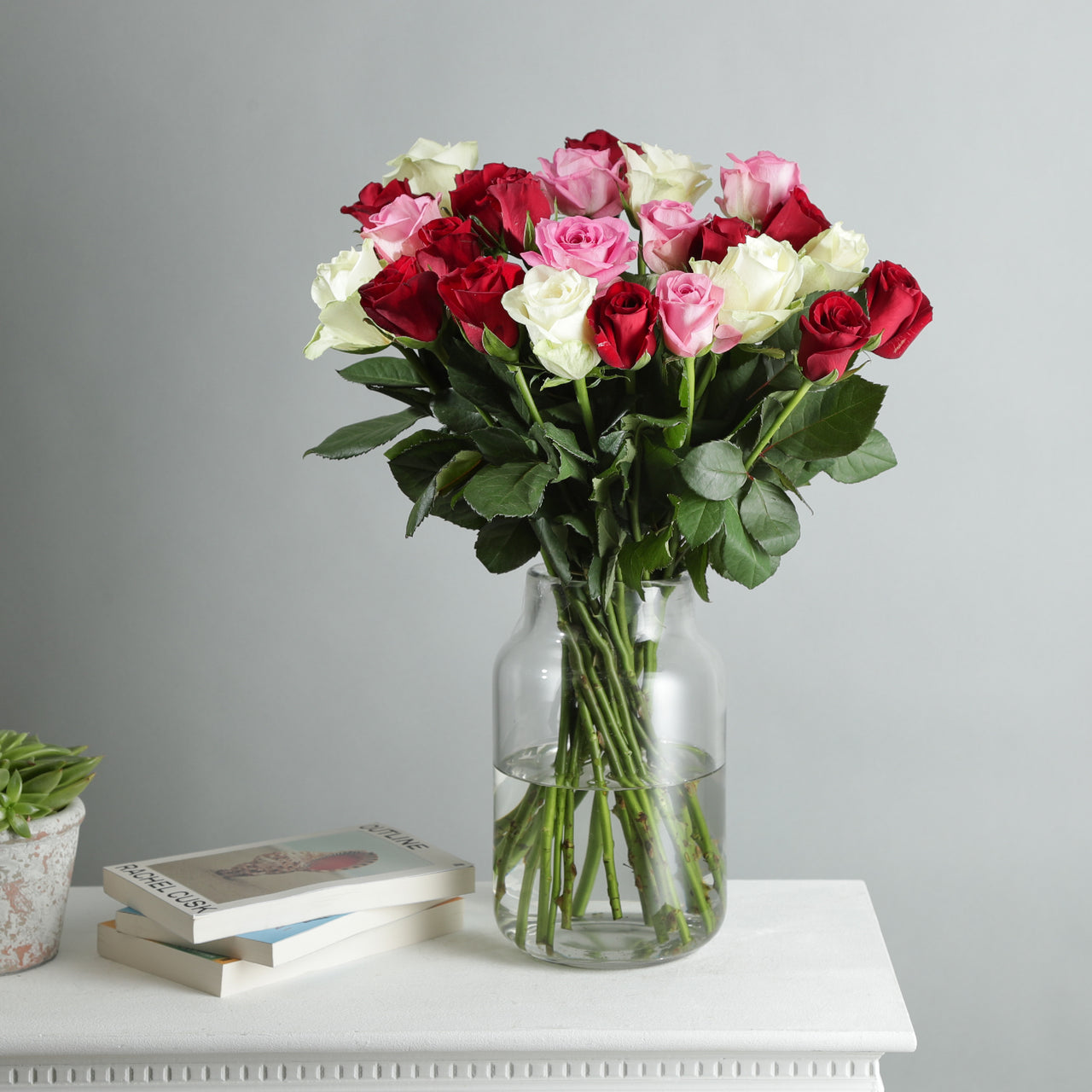 Fairtrade Mixed Roses