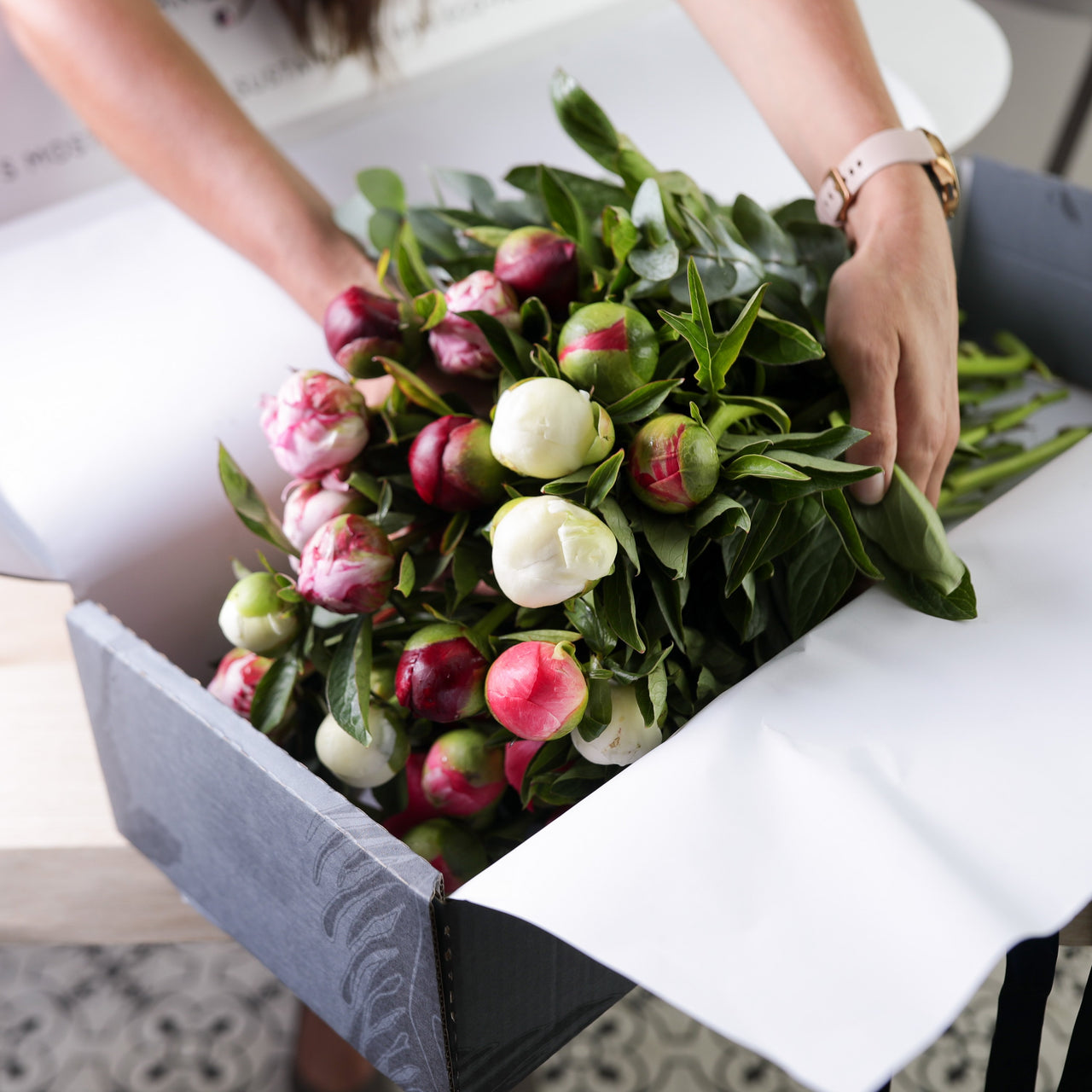 NEW SITE - Flower Subscription Box