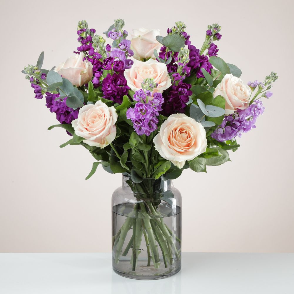 Mixed Stocks and Roses
