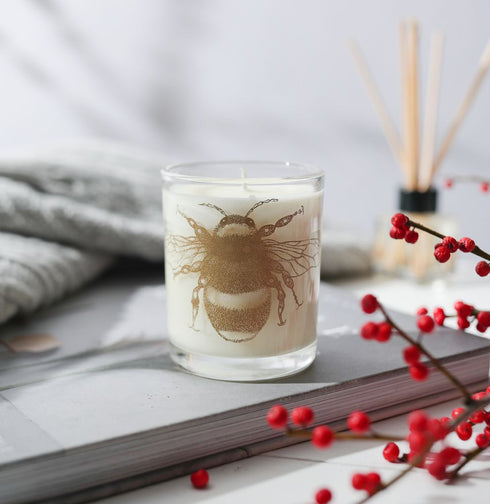 Winter Berries Large Scented Candle