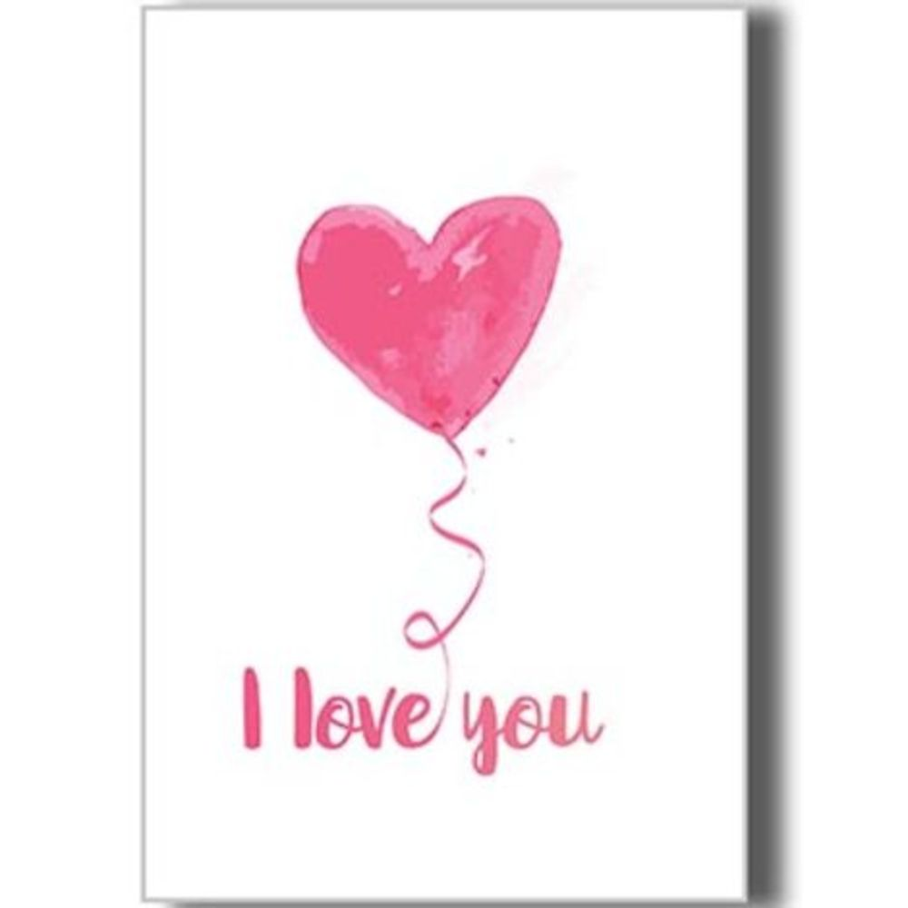Greetings Card _ I Love you