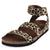 VLLY Open Toe Ankle Strap Sandles for Women