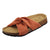 VLLY Slide Sandals for Women Cork Sole Suede