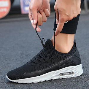 New Arrivals Men Fashion Sneakers High Quality Wear-resisting Soft Tenis Masculino Shoes Comfortable Light Male Casual Shoes