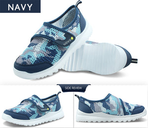 Spring Summer Kids Shoes Breathable Casual Shoes For Boys And Girls Light-weight Sport Shoes Kids Sneakers Size 28#-37#