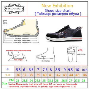 New exhibition 2019 Fashion Men Safety Shoes Steel Toe color Canvas Work Boots anti-smashing piercing Protective Casual Sneaker