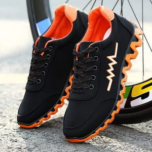 New Men Sports Shoes Lightweight Flat Non-slip Sneakers Men Waterproof Fashion Wild Men Casual Shoes Men Sneakers homens tênis