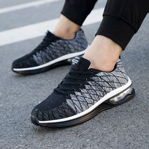 Men Casual Shoes Breathable Male Shoes Tenis Masculino Shoes Outdoor Lace-Up Footwear Lightweight Classic Shoes Sneakers Men