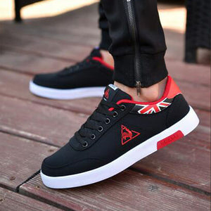 2019 Spring New Men Canvas Shoes Breathable Casual Single Leisure Sneakers Male Fashion Sports Shoes