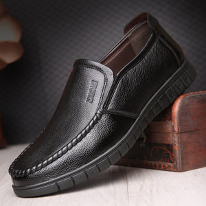 British Fashion 2019 Business Mens Leather Shoes Ofords For Men Footwear Flats Pointed Toe Official Dress Shoes