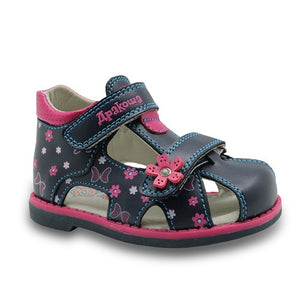 Classic Fashion Children Shoes  Butterfly with Arch Support