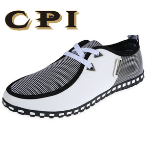 CPI Fashion Driving Shoes Men Flats Slip On Loafers italian Men Casual Flat Shoes Zapatillas Hombre Big size 39-47 ZY-16