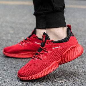 GUDERIAN Male Breathable Comfortable Casual Shoes For Men Fashion Sneakers Male Shoes Adult Trainers Zapatos De Los Hombres