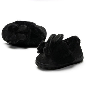 children's snow boots cotton slippers
