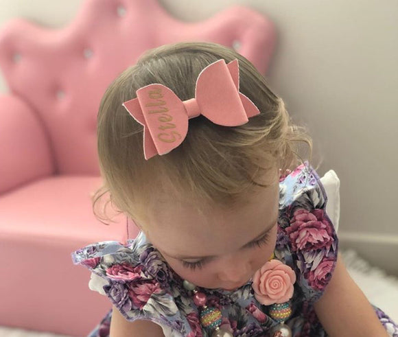 Personalised Bows!