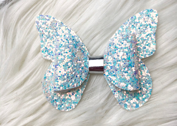 Iridescent Butterfly Bow