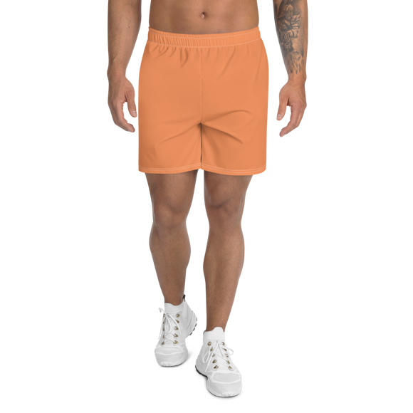 Atomic Tangerine Mens Shorts