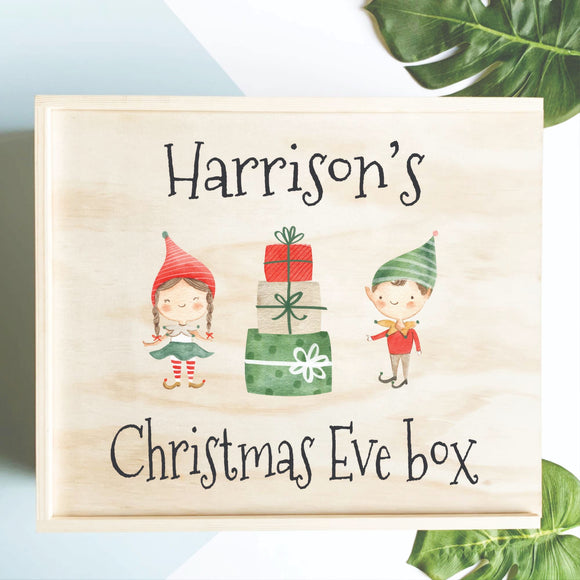 Little Elves Christmas Eve Box