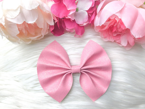 Simply Pink Bow