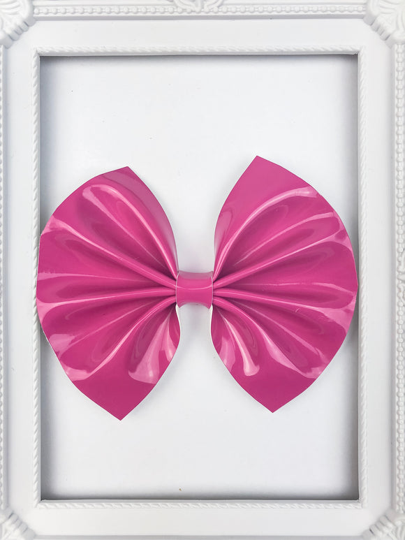 Berry Fancy Bow