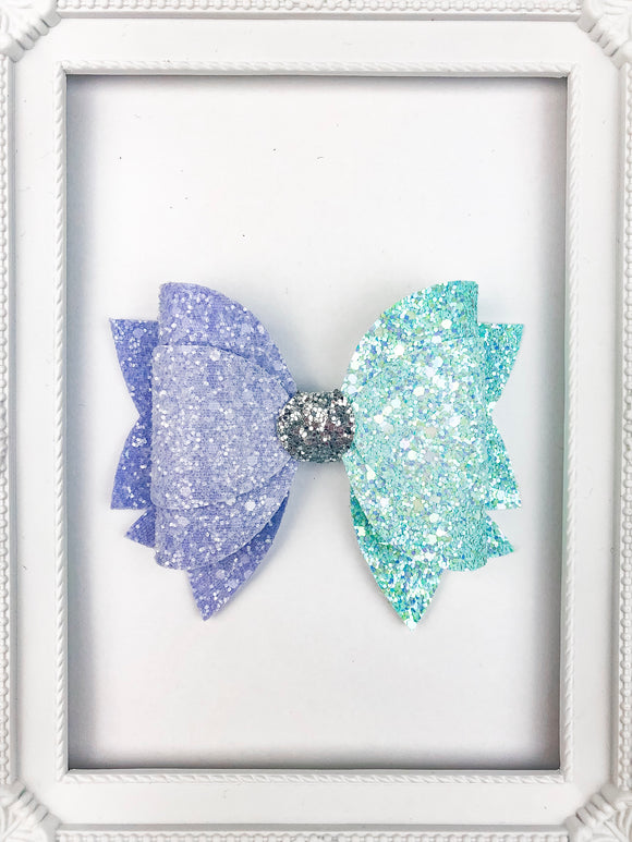 Frosted Wonderland Bow