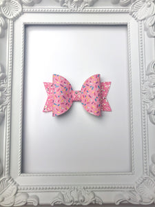 Sequin Sprinkles Bow