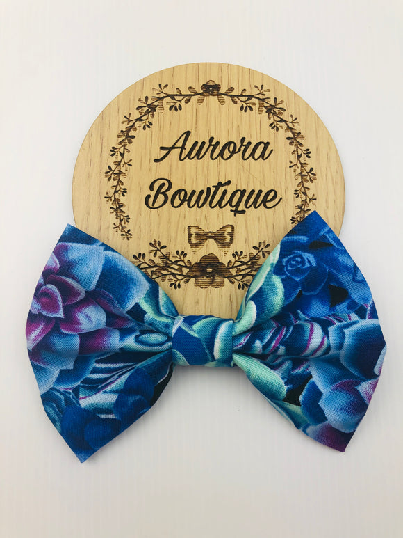 Rosella Floral Bow