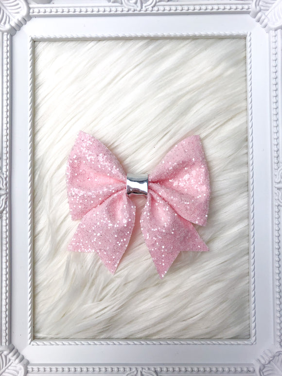 Cotton Candy Sailor Bow