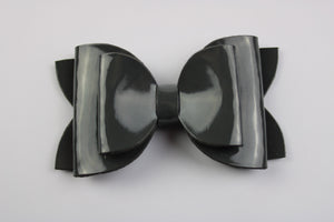 Almost Black Bow