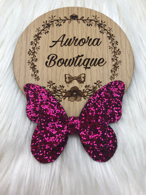Zuri Butterfly Bow