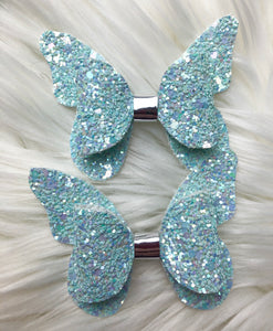 Jaylin Butterfly Pig Tail Bows