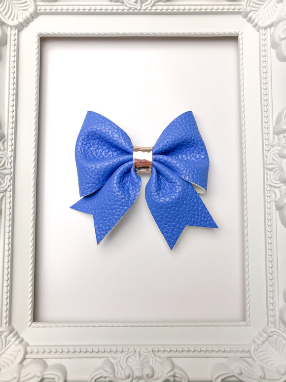 Royal Blue Sailor Bow