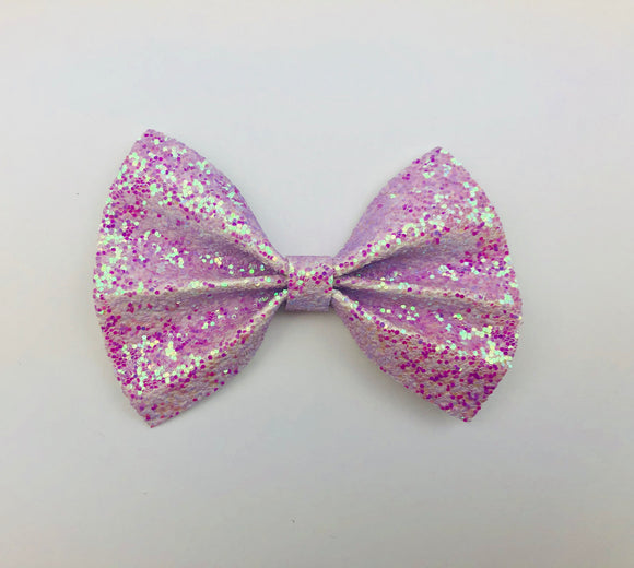 Holographic Purple Bow
