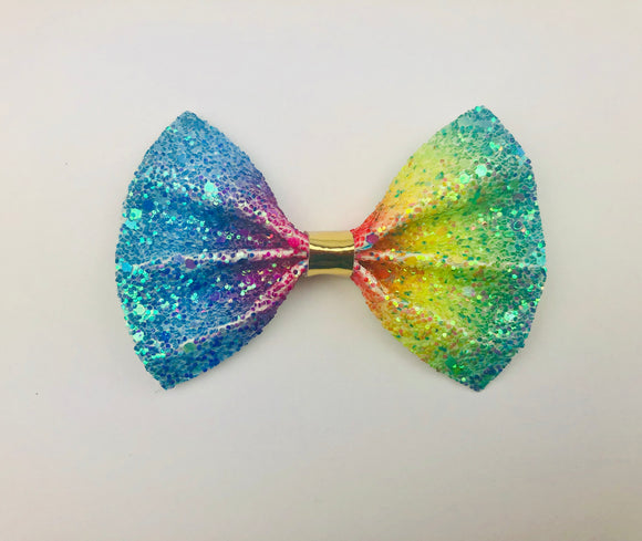 Speckled Unicorn Bow