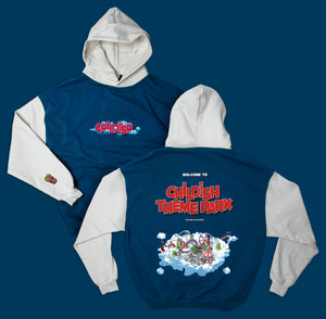 LIMITED EDITION THEME PARK CHILDISH HOODIE