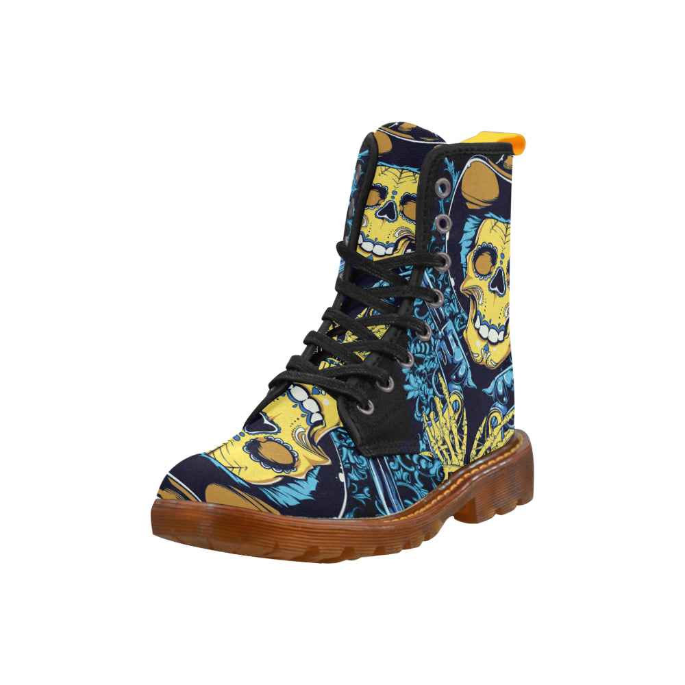 Amazing Arts Martin Style Boots For Women Combat Boots - CRE8Custom