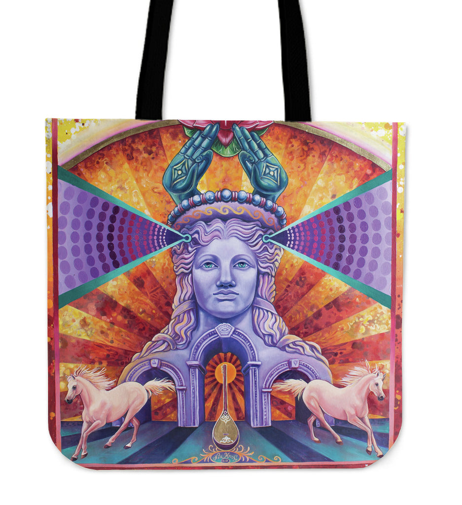 Ambidextrous Mind Tote Bag - CRE8Custom
