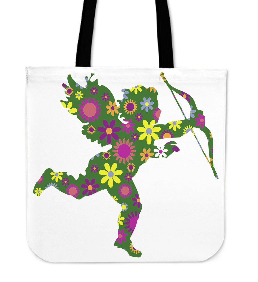 Angel Archer Retro Tote Bag - CRE8Custom