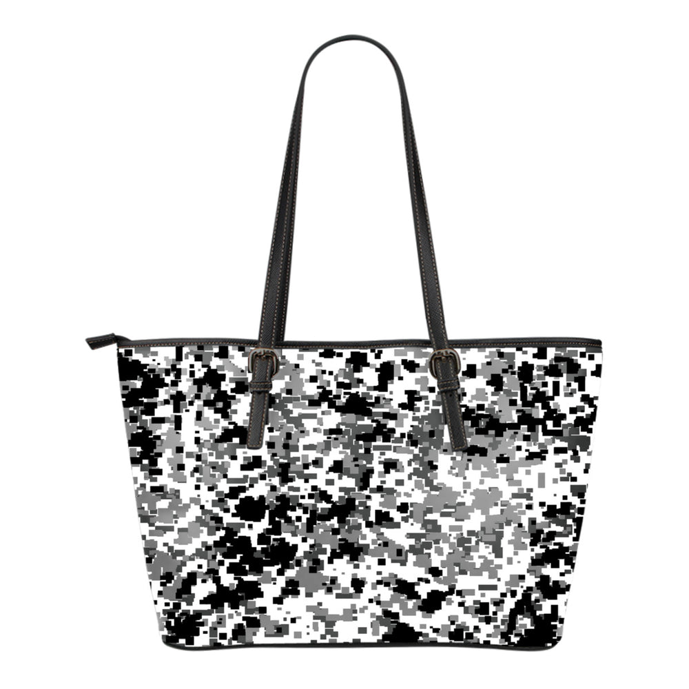 Camouflage Ladies Leather Handbag - CRE8Custom