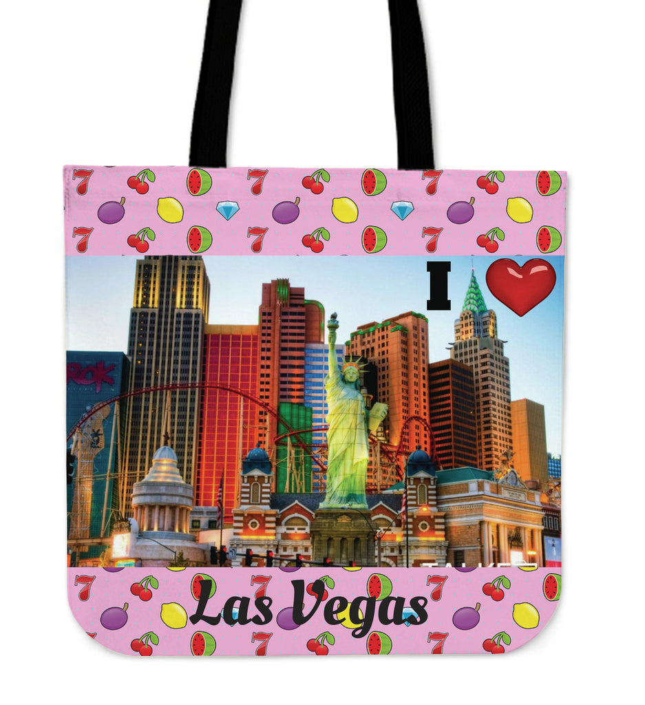 Tote Bag - Canvas - Las Vegas
