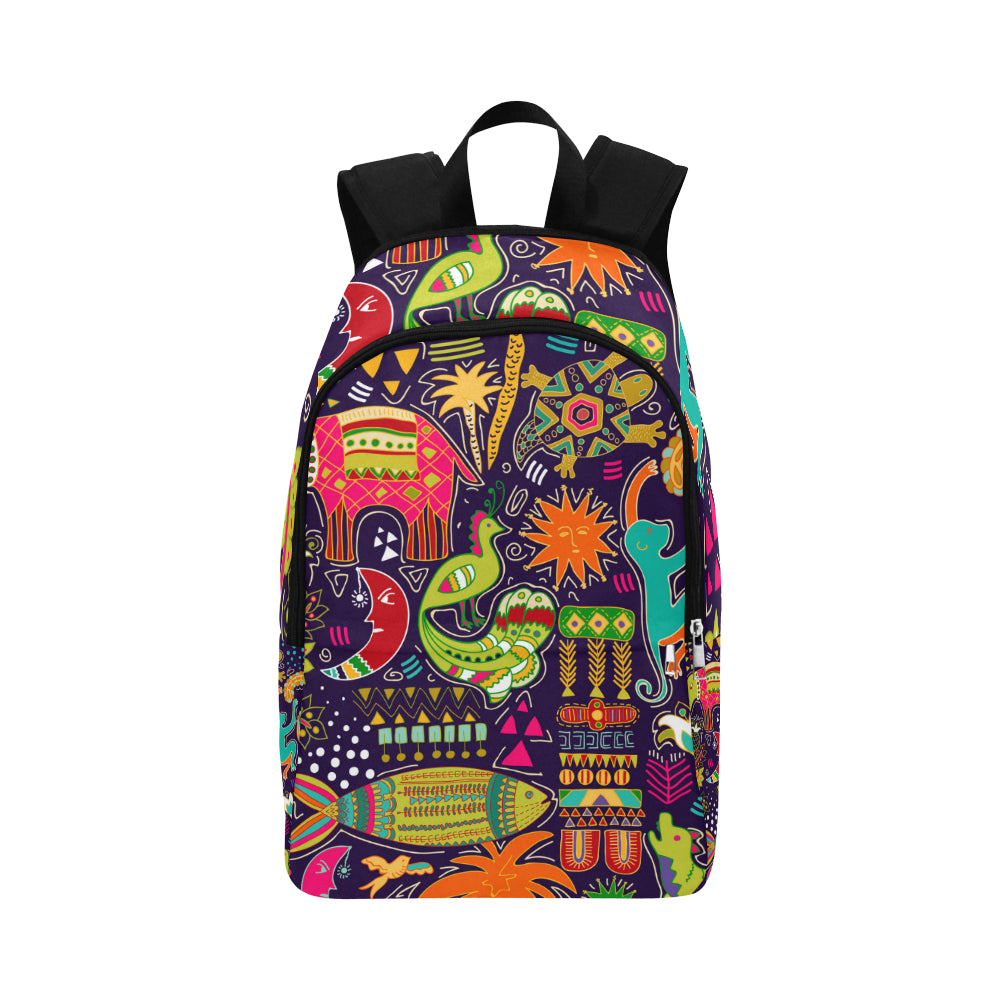 Animal Fabric Backpack for Adult - CRE8Custom