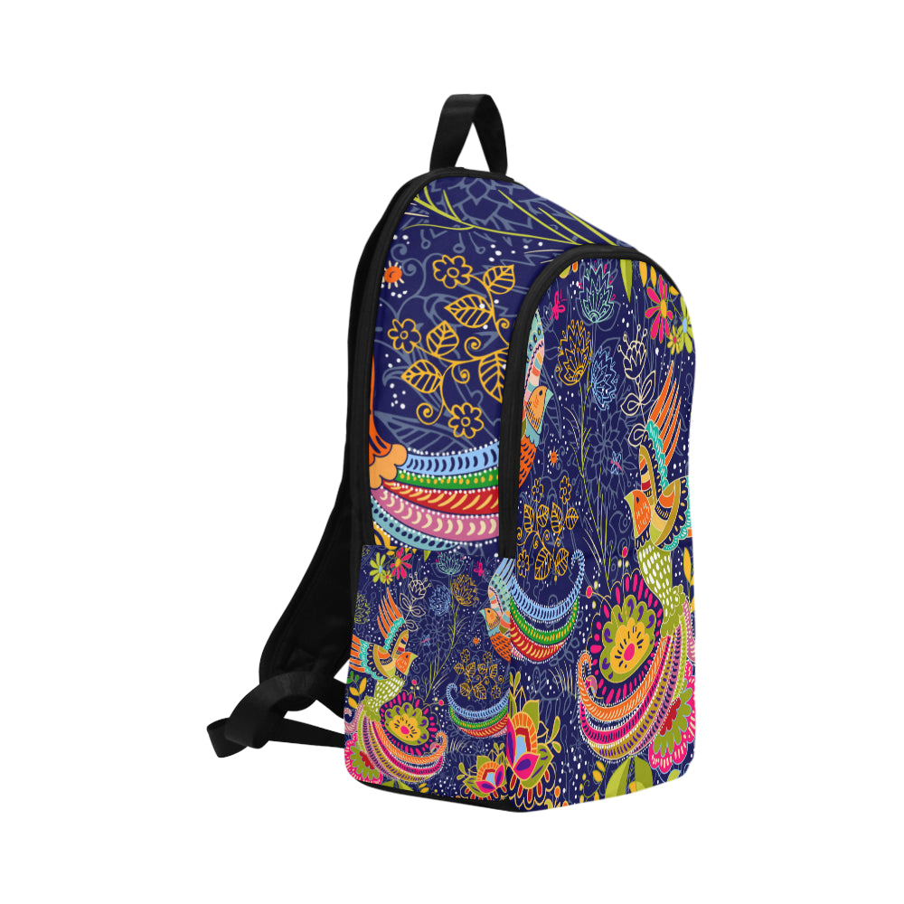 Birds Love Fabric Backpack for Adult - CRE8Custom